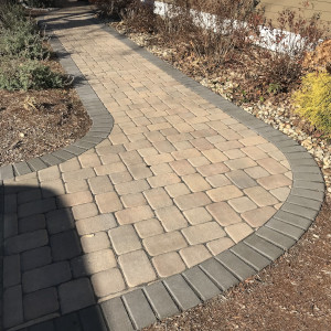 Cambridge Cobble -Danville Beige Pavers