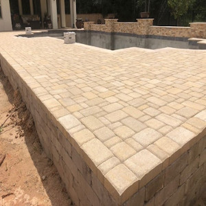 Cambridge Cobble - Hill Country Pavers