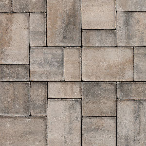 Cambridge Cobble Leuders Gray Pavers