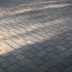 Cambridge Cobble Fossil Beige Pavers