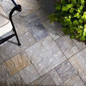 Cambridge Slate - Crab Orchard Pavers