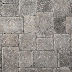 Dublin Cobble Lueder Gray Pavers