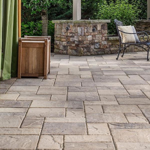 LaFitt Slab -Crab Orchard Pavers